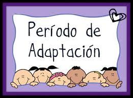 Adaptación a la escuela