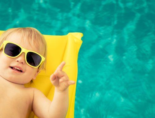 Ayudar a mi hijo a superar el miedo al agua