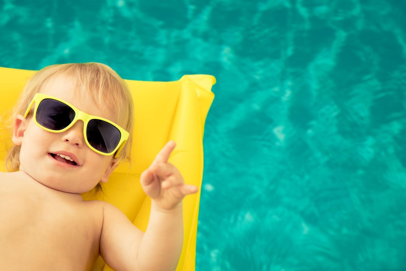 Cómo ayudar a mi hijo a superar el miedo al agua