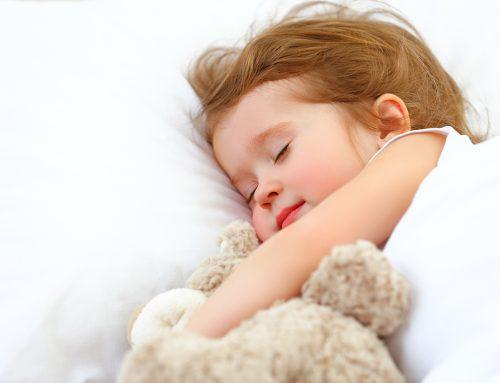 Las siestas de los niños y cuánto deben dormir